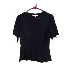 LOFT Tops - LOFT size 2 button down blouse